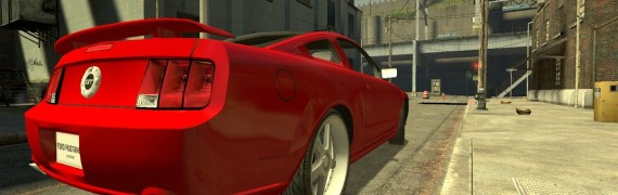 Ford Mustang GT V2 (SCars 1.3)