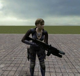 jill valentine_npc.zip For Garry's Mod Image 1