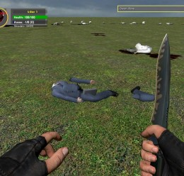 real Dismemberment mod!!.zip For Garry's Mod Image 1