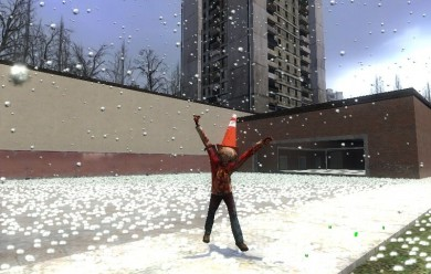 Rain and Snow Post-Process For Garry's Mod Image 1