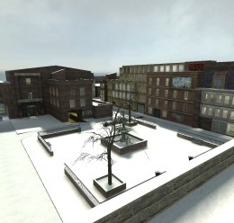 rp_downtown_winter_v2 For Garry's Mod Image 1