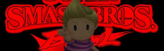 SSBB: Lucas (earthbound)