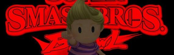 SSBB: Lucas (earthbound)