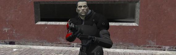 John Shepard player model