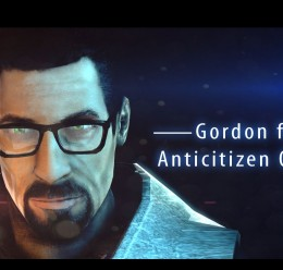 Gordon Freeman Anticitizen One For Garry's Mod Image 1