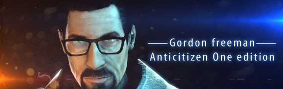 Gordon Freeman Anticitizen One
