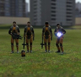 Gordon Freeman Anticitizen One For Garry's Mod Image 3