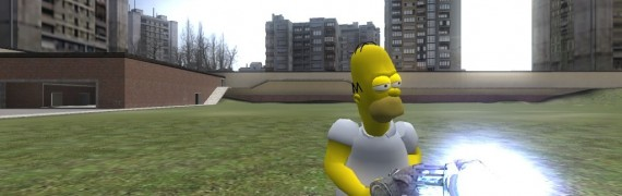 Homer player model V2 FIX!!!