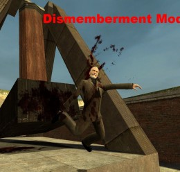 Dismemberment Mod 2.0 For Garry's Mod Image 1
