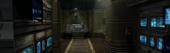 Dr. Strangeman Combine Cockpit