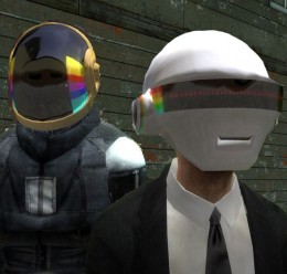 WEARABLE Daft Punk Helmets For Garry's Mod Image 1