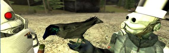 Drunk Crow - DRIVABLE