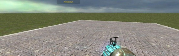 Sandbox Gravity Gun