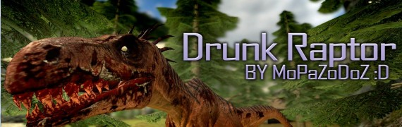 Drunk Raptor