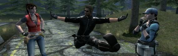 Wesker Resident Evil 5