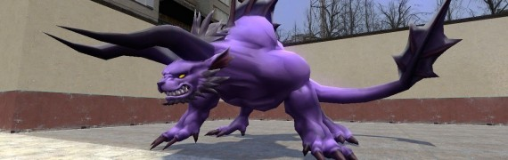 (MSM) Behemoth Ragdoll V1