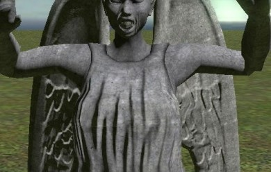 weepingangel.zip For Garry's Mod Image 2