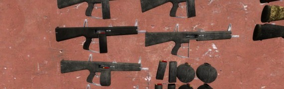 Fallout New Vegas Custom AA-12