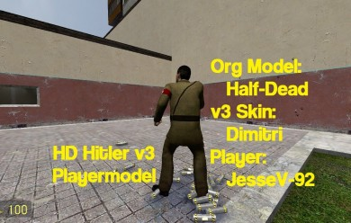 Hitler Player For Garry's Mod Image 2