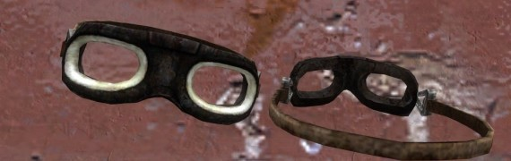FO3 Motorcycle Googles