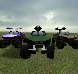Halo M12 Warthog Adv Dupe For Garry's Mod Image 1