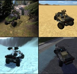 Halo M12 Warthog Adv Dupe For Garry's Mod Image 2