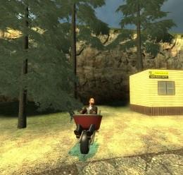 driveable_wheelbarrow.zip For Garry's Mod Image 1