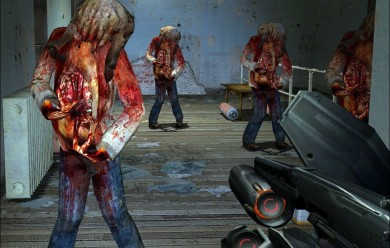 FakeFactory Hi res HL2 Zombies For Garry's Mod Image 1
