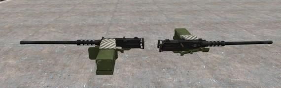 L4D2 .50 Caliber M2 Turret