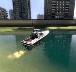 driveable_gta_vice_city_boat!. For Garry's Mod Image 1