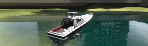 driveable_gta_vice_city_boat!.