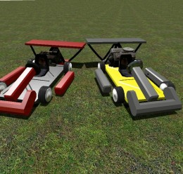 go-karts_v2.zip For Garry's Mod Image 1