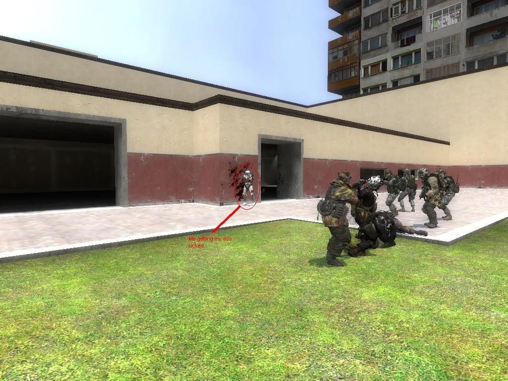 Modern Warfare 2 SNPC pack V3 garrysmodsorg