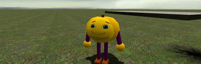 Pumkin Model For Garry's Mod Image 1