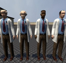 Half-Life Source HD Models V2 preview 2