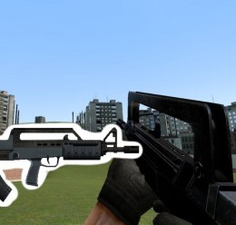 css_weapons_with_gta_5_sounds. For Garry's Mod Image 1