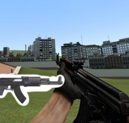 css_weapons_with_gta_5_sounds. For Garry's Mod Image 2