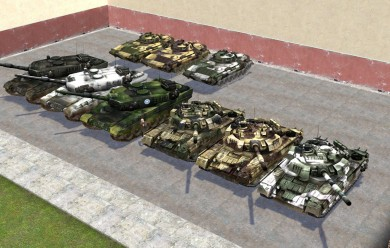 World in Conflict models For Garry's Mod Image 1
