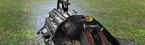 Metallica Physics Gun Skin