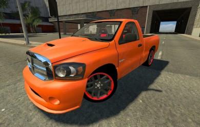 Dodge RAM SRT10 For Garry's Mod Image 2