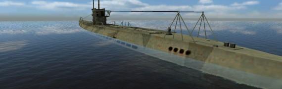 Submarine Entity