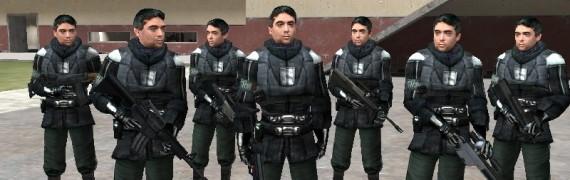 extra npc weapons