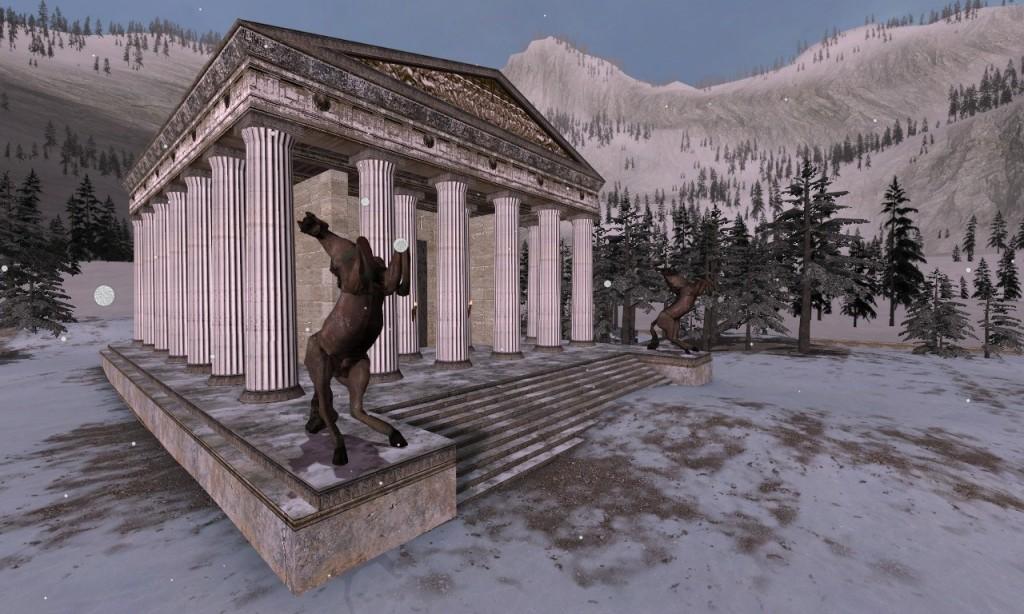 Скачать карту phys temple на гаррис мод 13