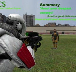 combine_combat_sniper.zip For Garry's Mod Image 3