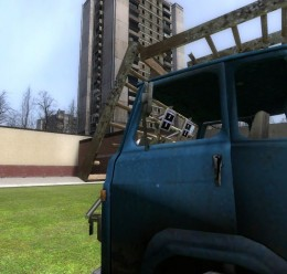 bombtruck.zip For Garry's Mod Image 3