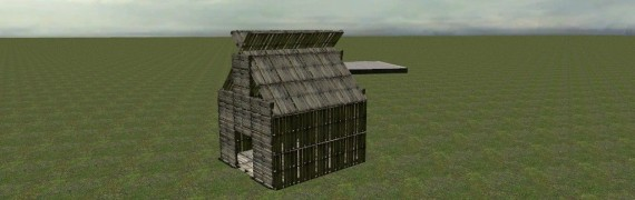 wooden house adv dupe save