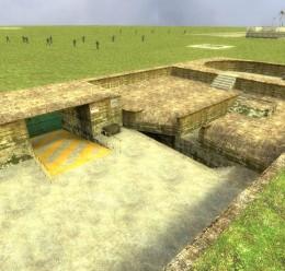 gm_bunkerflatgrass_v2.zip For Garry's Mod Image 3