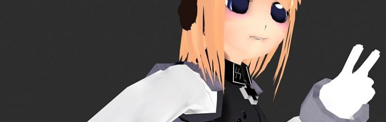 Mecha Musume Tiger-I For Garry's Mod Image 1