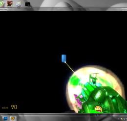 zombie_epic_face_physgun.zip For Garry's Mod Image 2