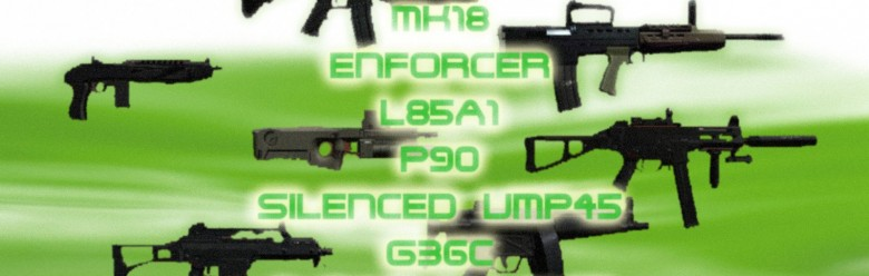 kcgeorge's_rifle_pack_2.zip For Garry's Mod Image 1